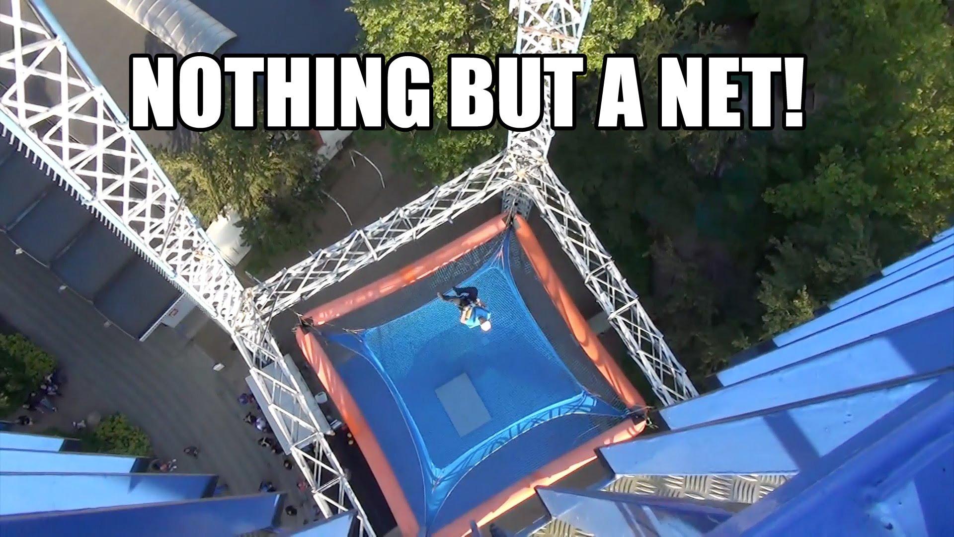 Une attraction pour tomber de haut