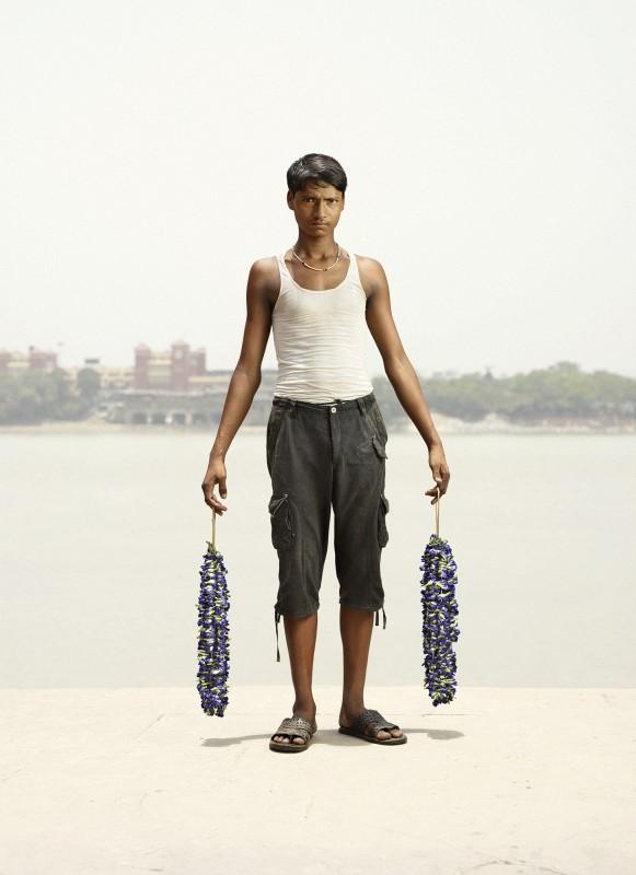 vendeur-fleur-india-marche-ghat-homme-04