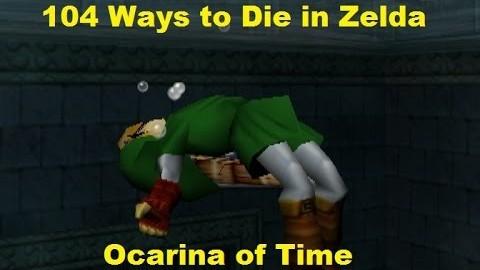104 moyens de mourir dans Zelda : Ocarina of Time