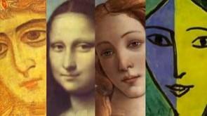 500 ans de portraits de femmes