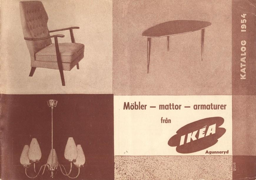 IKEA-1954-Catalog