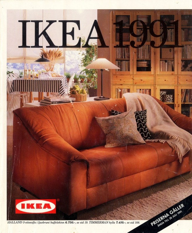 IKEA-1991-Catalogue-couverture