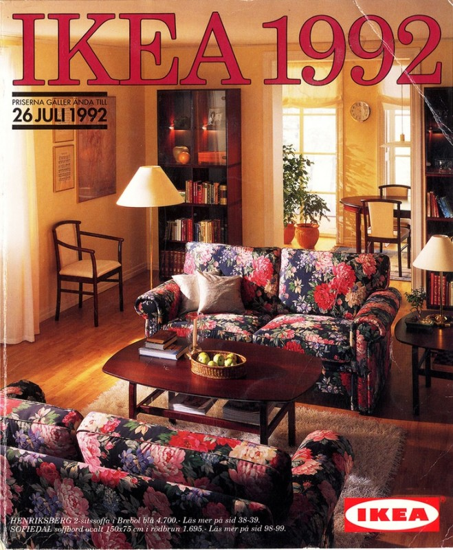 IKEA-1992-Catalogue-couverture