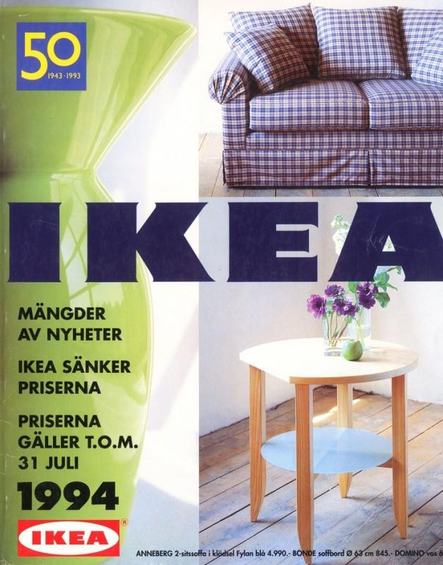 IKEA-1994-Catalogue-couverture