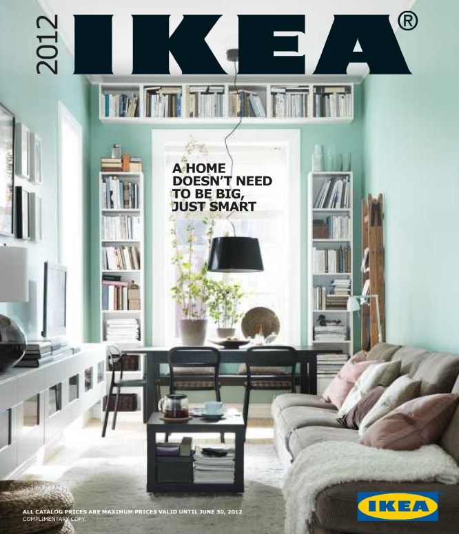 toutes les couvertures des catalogues ikea 1951 2014. Black Bedroom Furniture Sets. Home Design Ideas