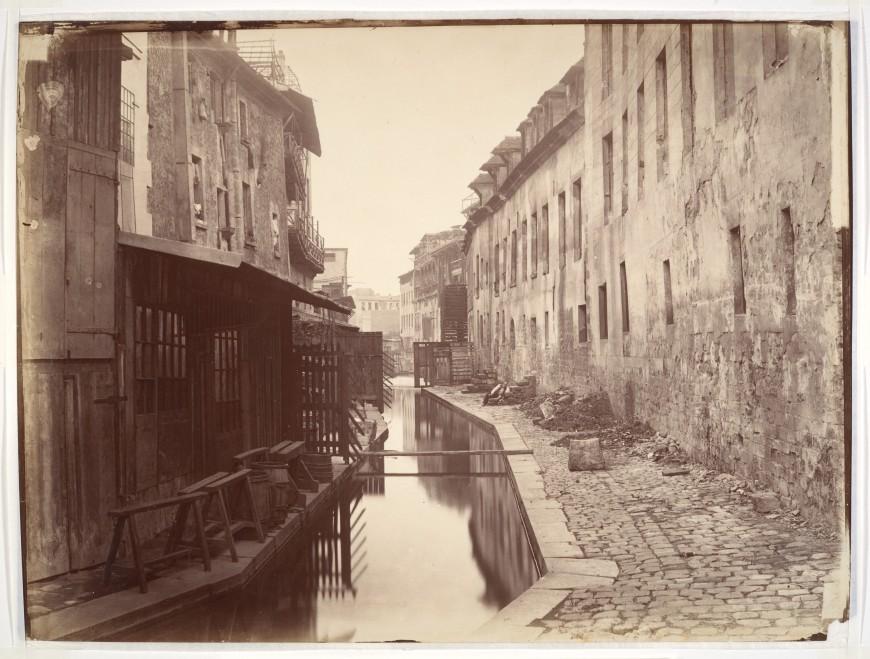 La Bièvre - 1865
