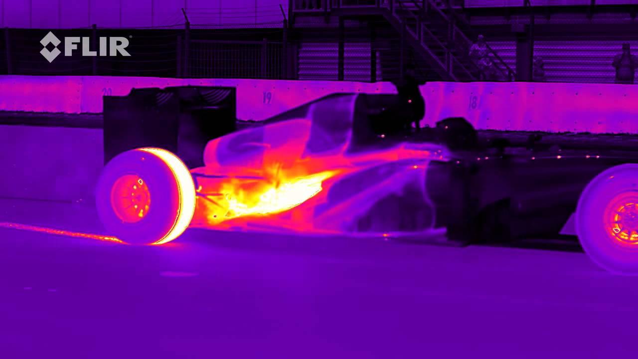 De la Formule 1 thermique