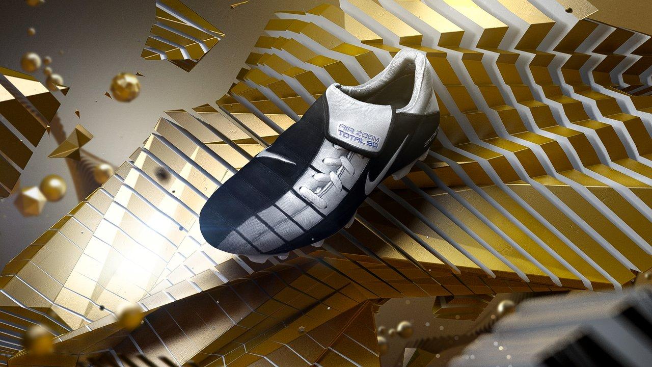 L'évolution de Nike en 200 chaussures et 2 minutes