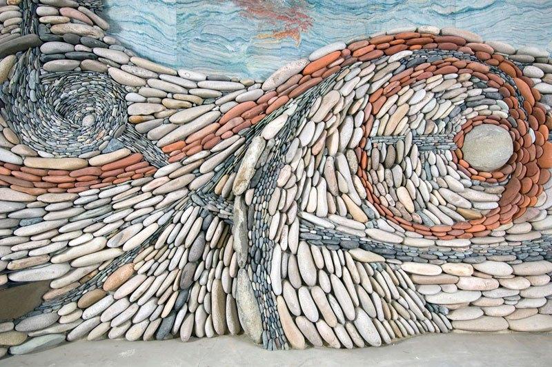 Mur Pierre Dessin 06 La Boite Verte