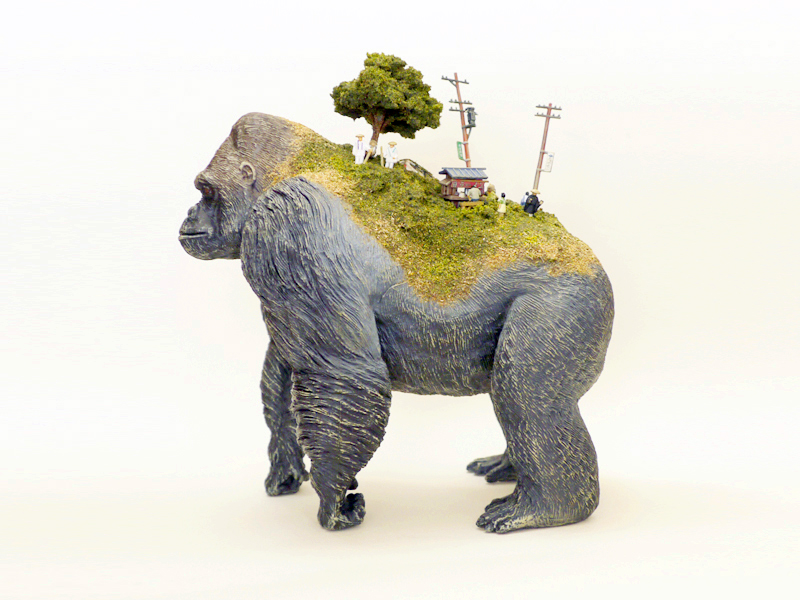 paysage-miniature-dos-animaul-figurine-01