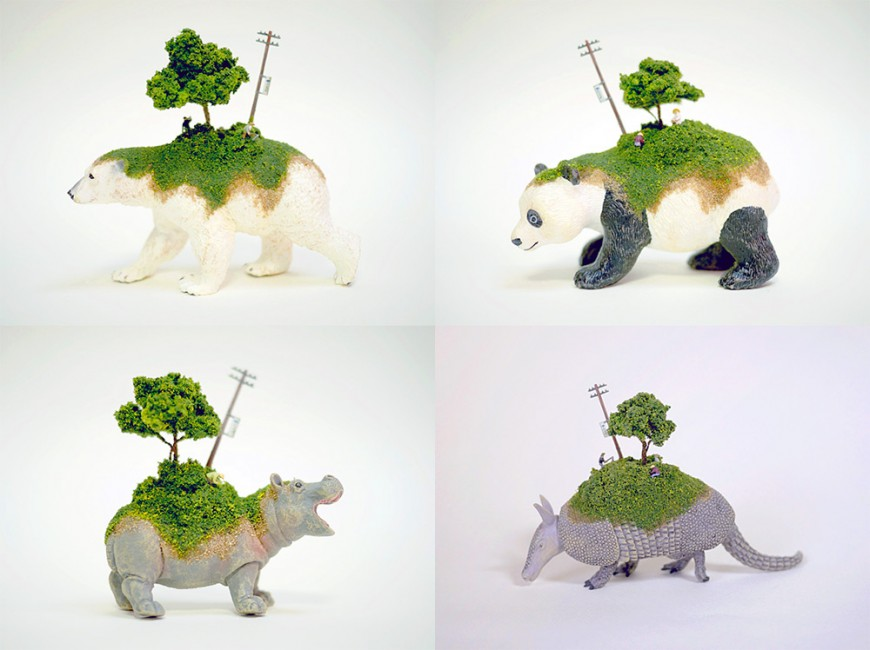 paysage-miniature-dos-animaul-figurine-05