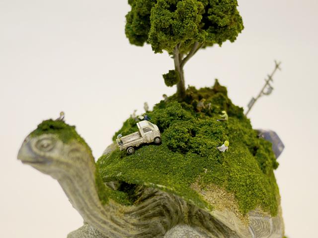 paysage-miniature-dos-animaul-figurine-09