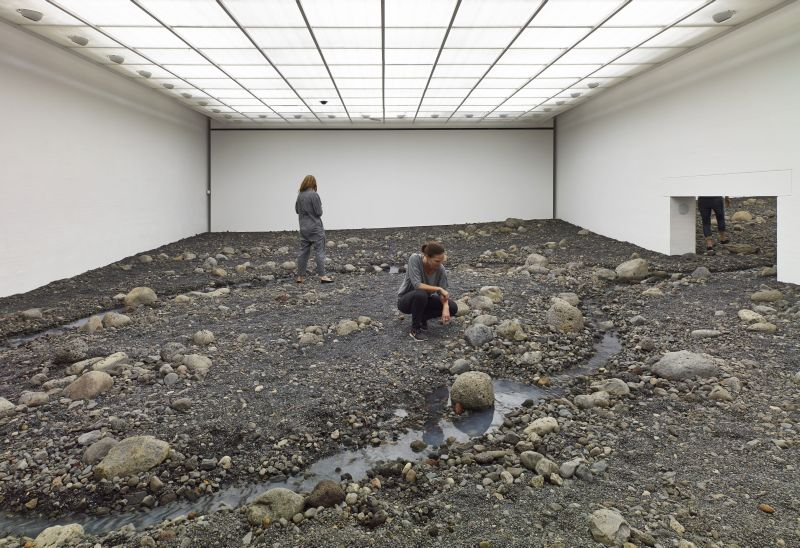 riverbed-ollasson-riviere-musee-moma-dannemark-09