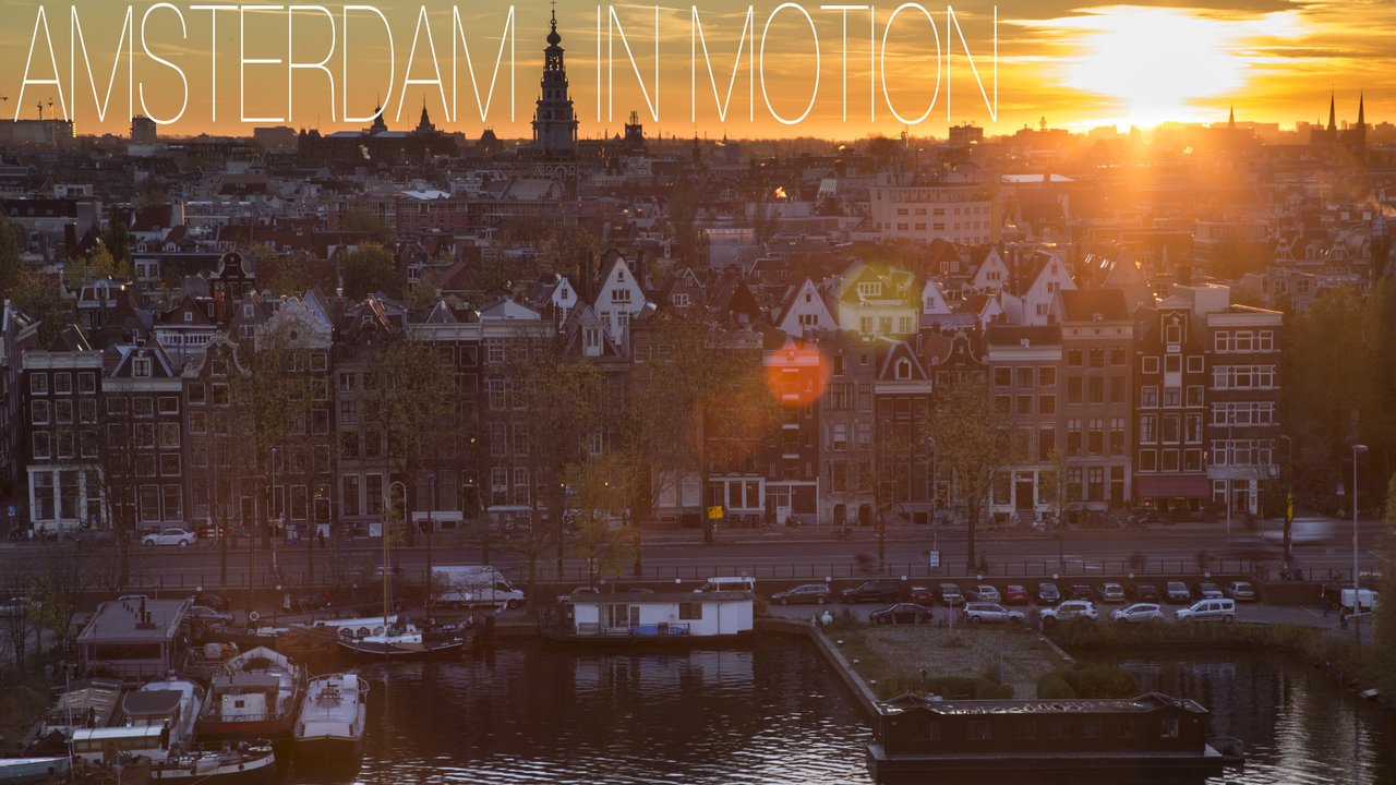 Amsterdam c'est beau