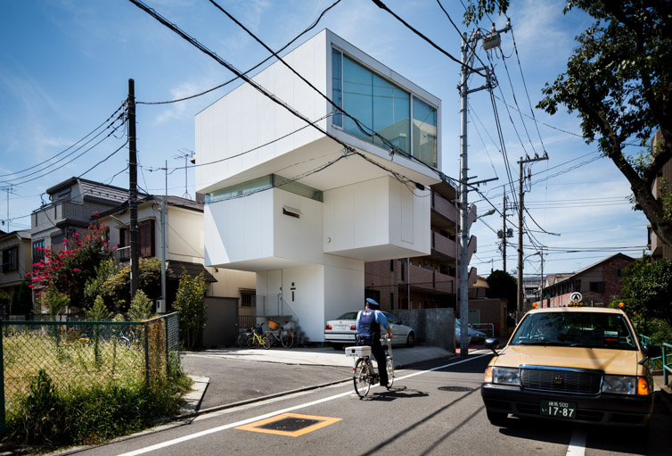 Tokyo no ie (Tokyo houses)
