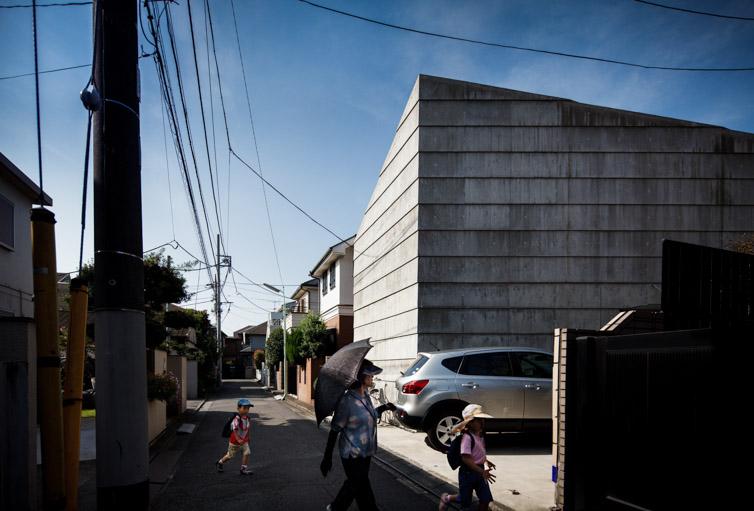 Tokyo no ie (Tokyo houses)