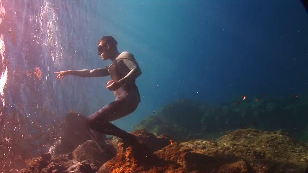Des jeux de caméras sous l'eau