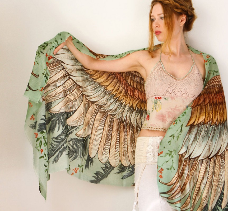 foulard-chale-oiseau-aile-plume-01