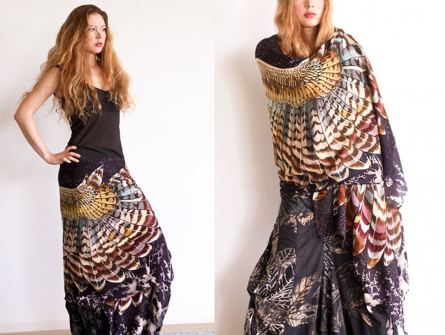 foulard-chale-oiseau-aile-plume-10
