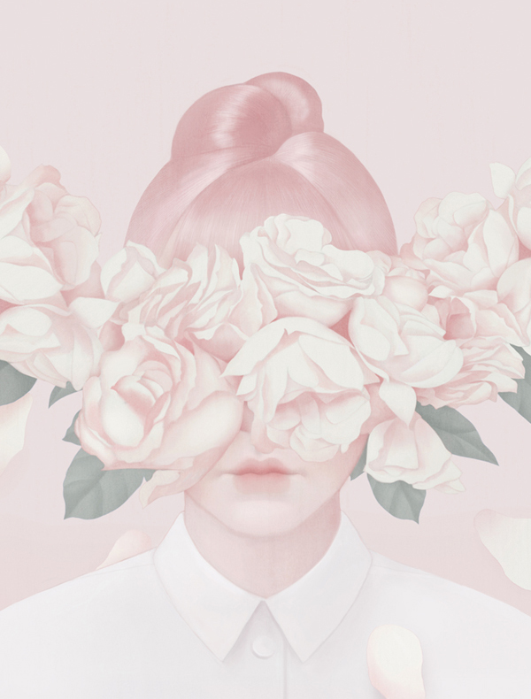 les illustrations pastel de hsiao ron cheng