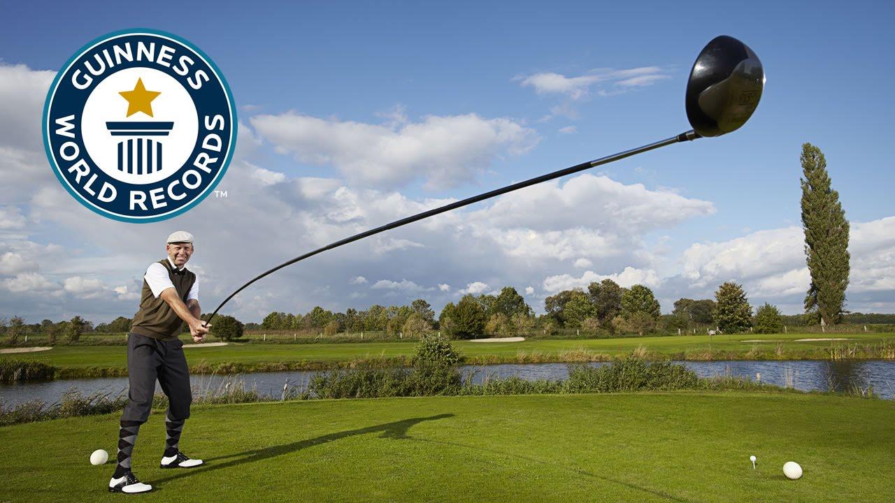 Le plus long club de golf du monde