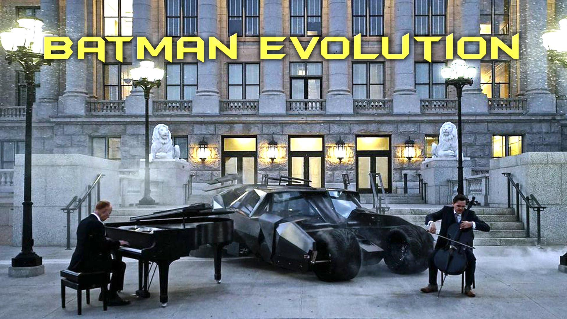 L'évolution de la musique des Batman