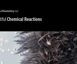 Des réactions chimiques en ultra haute définition