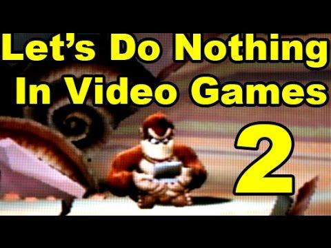 Les jeux vidéos quand on ne joue pas