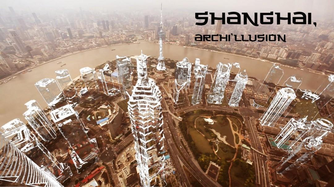 L'évolution de Shanghai en vidéo illustrée