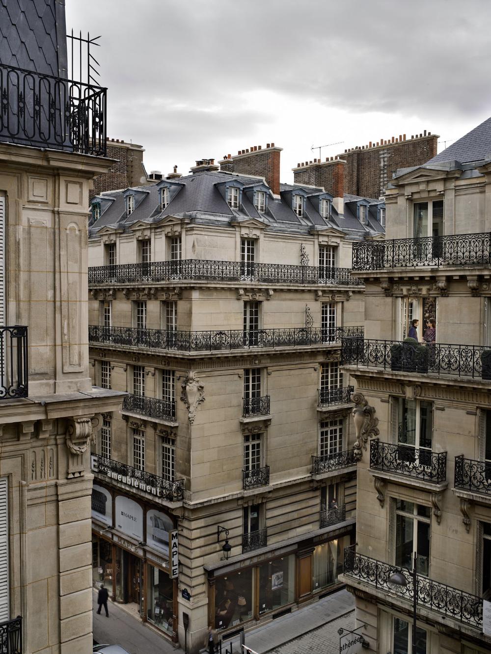 Paris voyeur fenetre 02 la boite verte for Fenetre paris