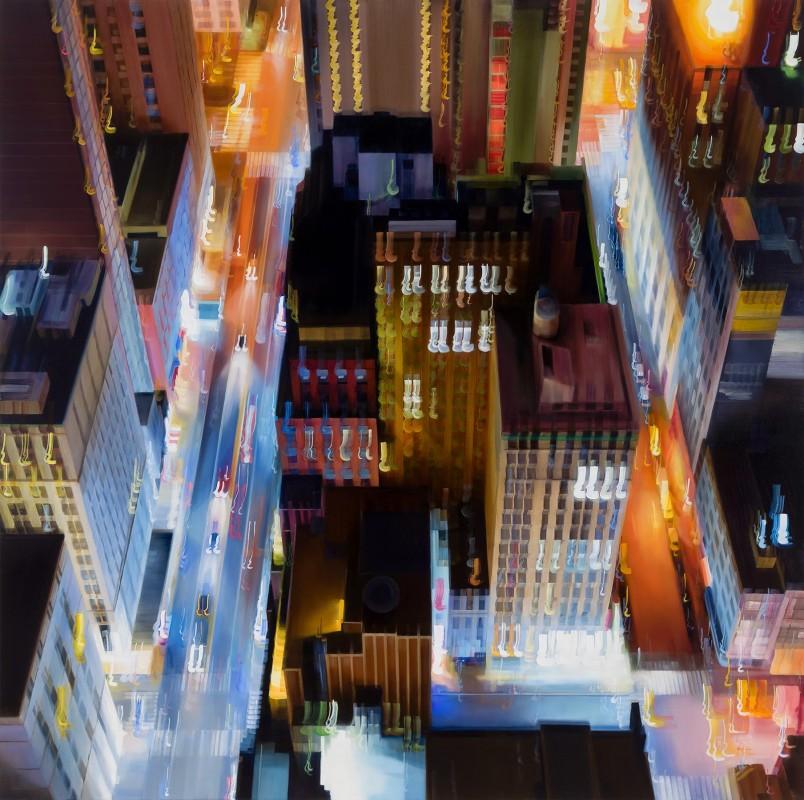 peinture-nuit-ville-mouvement-08