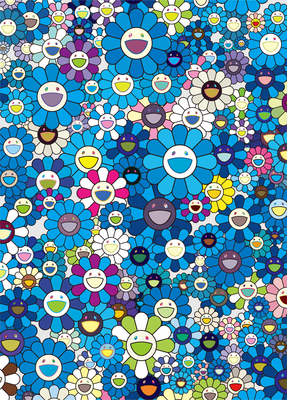Takashi Murakami Smiley 10 La Boite Verte