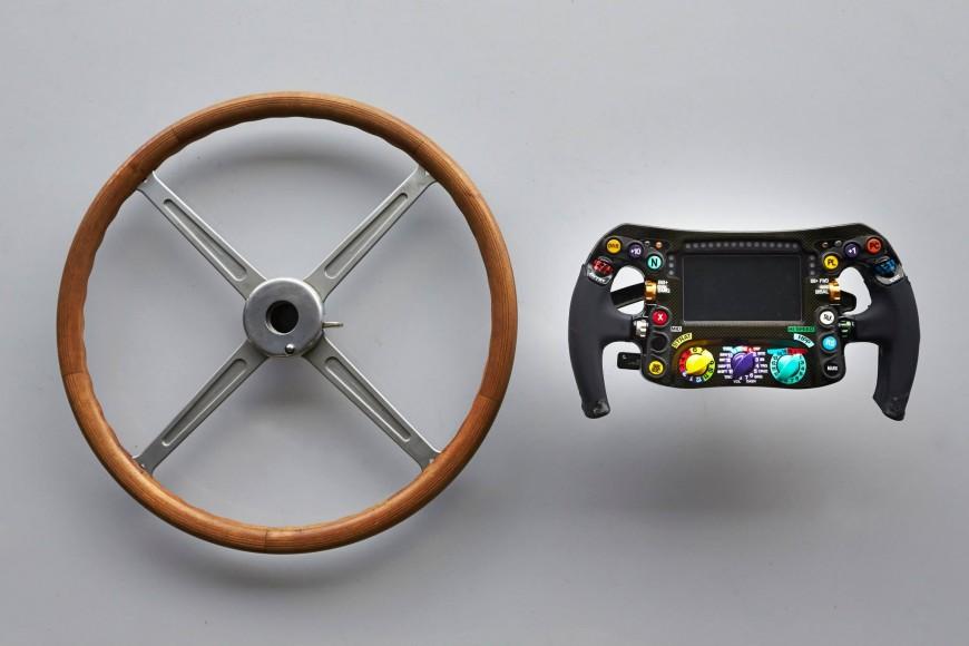 volant-formule1-1954-2014