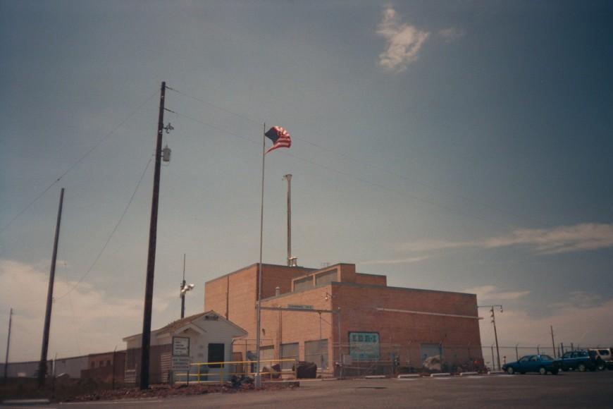 EBR-1 Nuclear Reactor