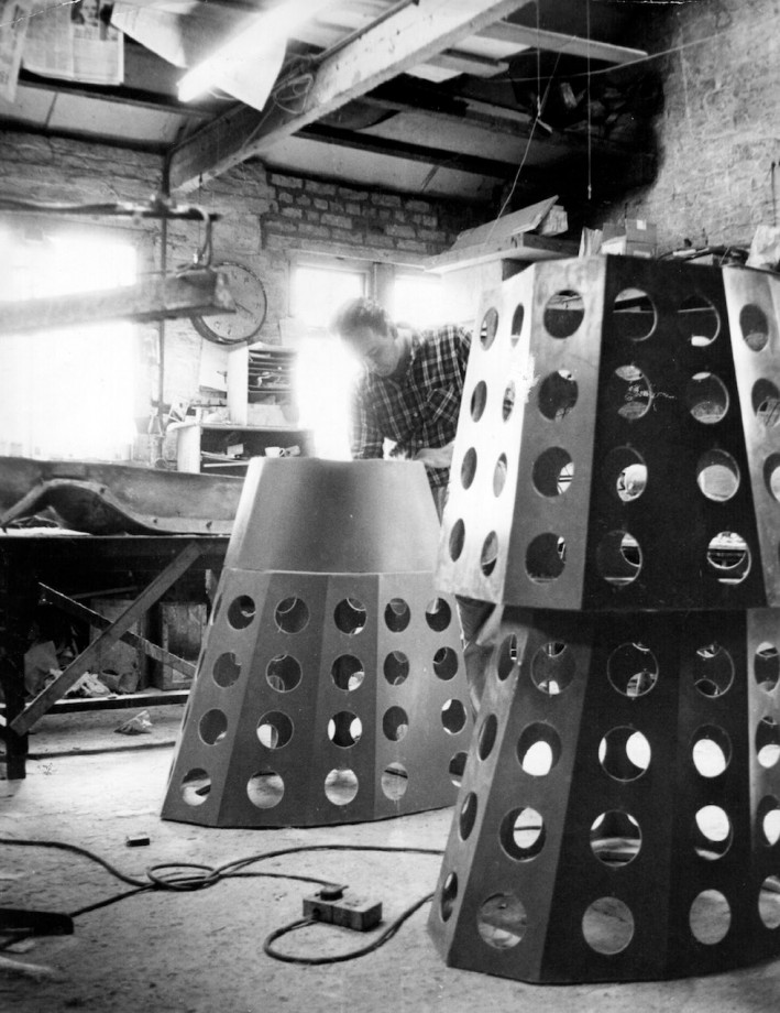 Daleks In Progress
