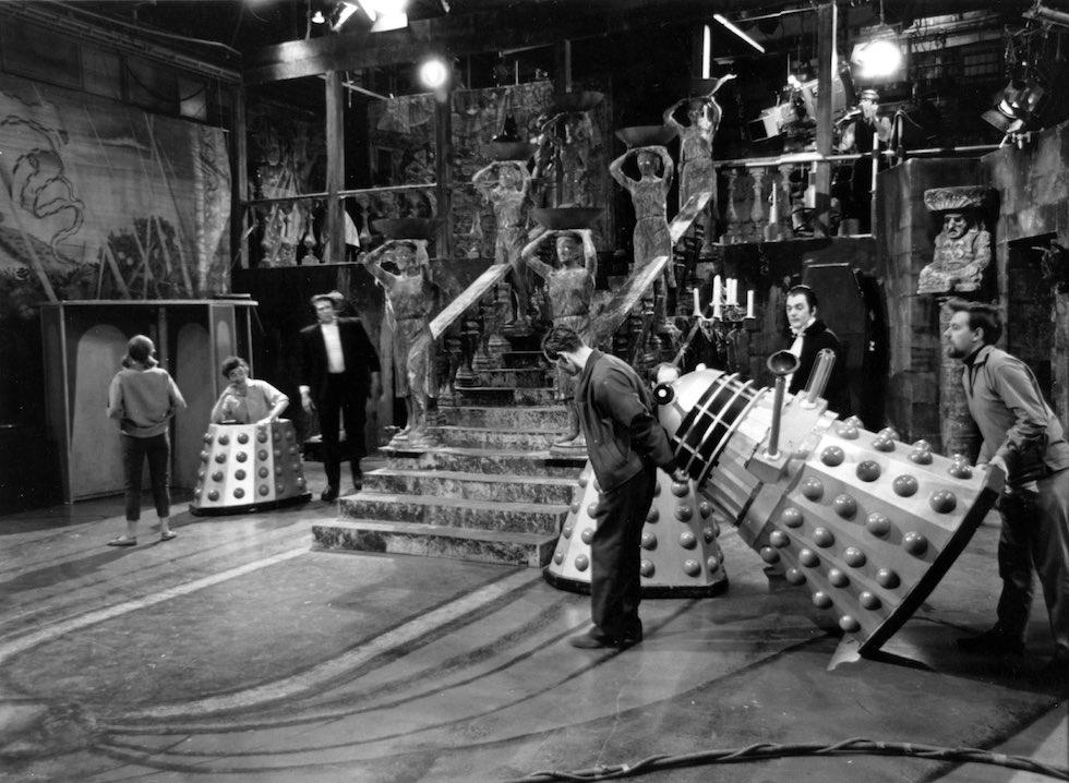 Dalek Hands