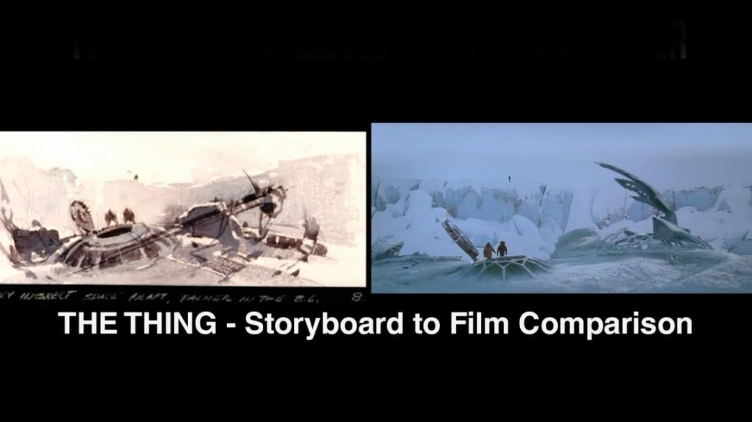 Du storyboard au film