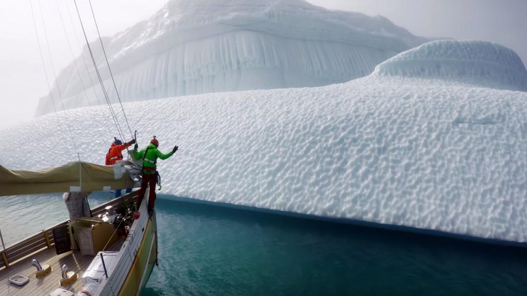 Escalader un iceberg
