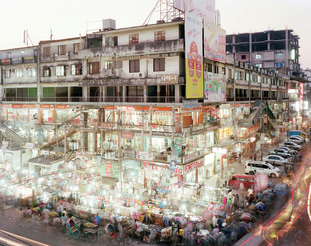 Mirpur One #1; Dhaka. 2013.
