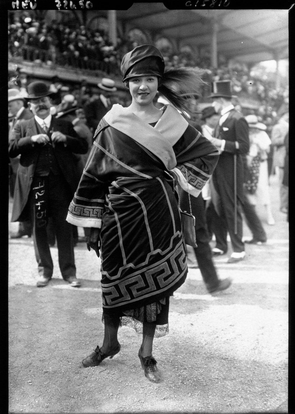 La Mode 224 Longchamp De 1910 224 1920