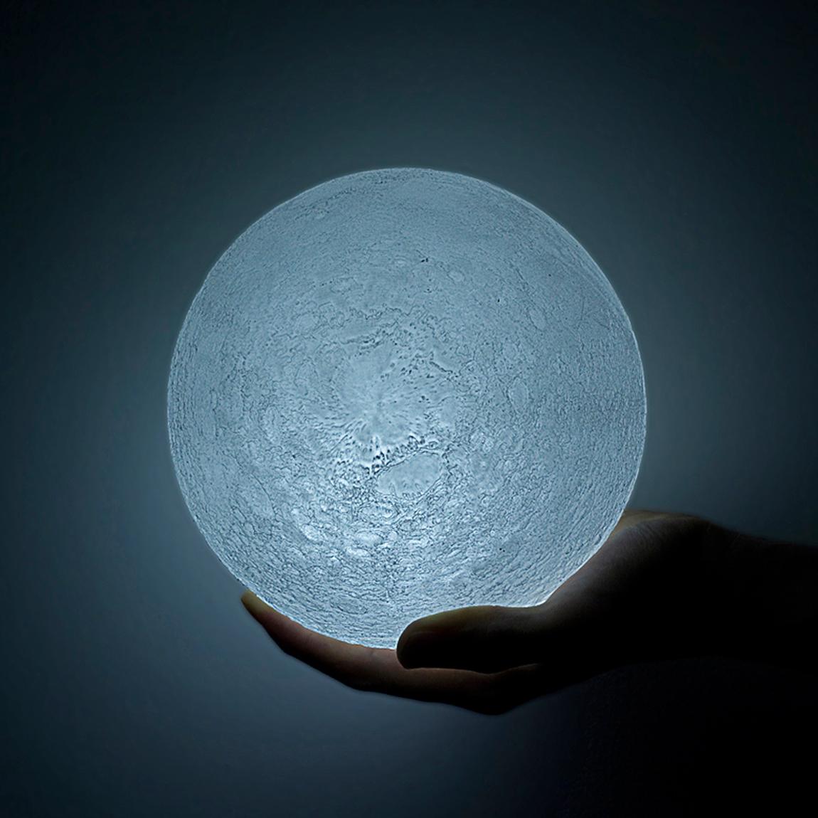 Lune lampe
