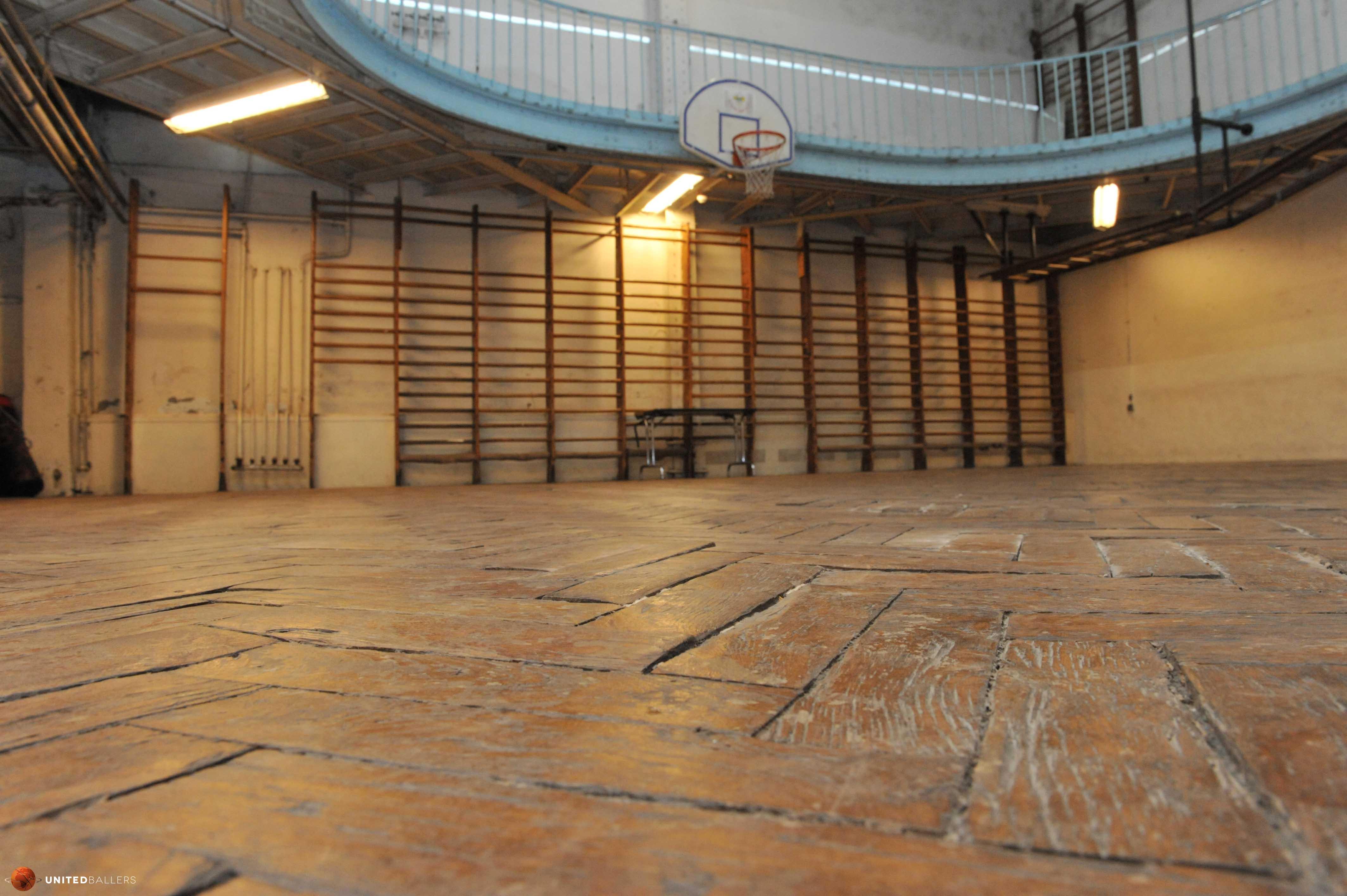 Sol Terrain De Basket le plus vieux terrain de basket du monde est à paris