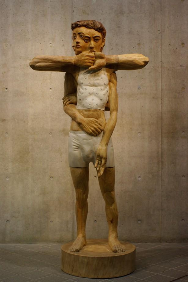 statue-personne-multiple-visage-expression-10
