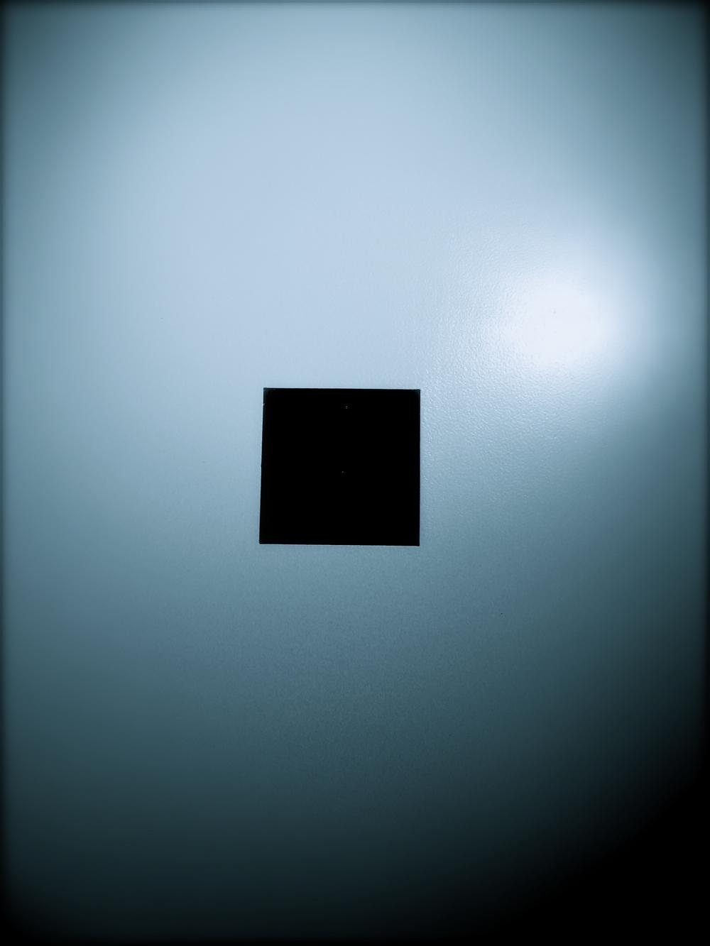 Le tableau le plus noir du monde - Peinture tableau noir brico ...