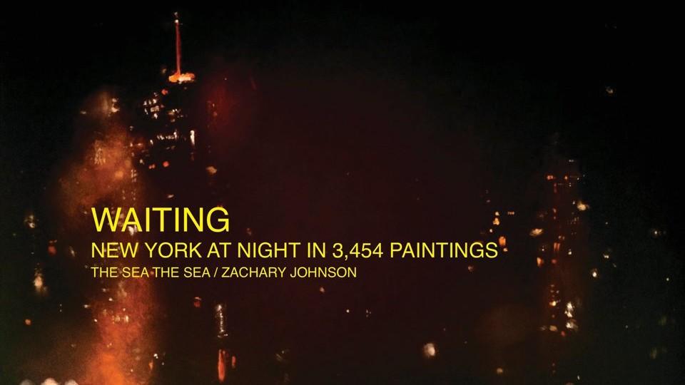 Un film à New York en 3454 peintures
