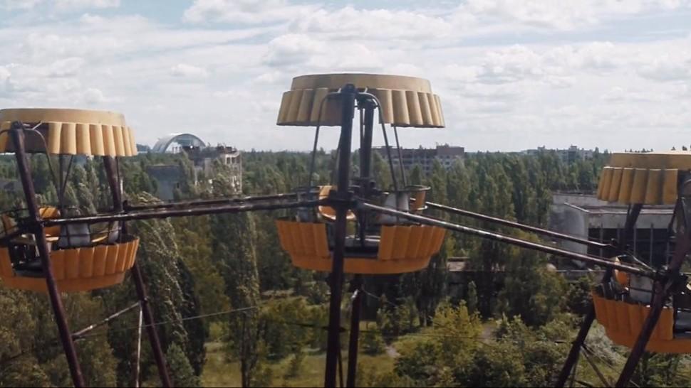 Une visite à Pripyat, Chernobyl