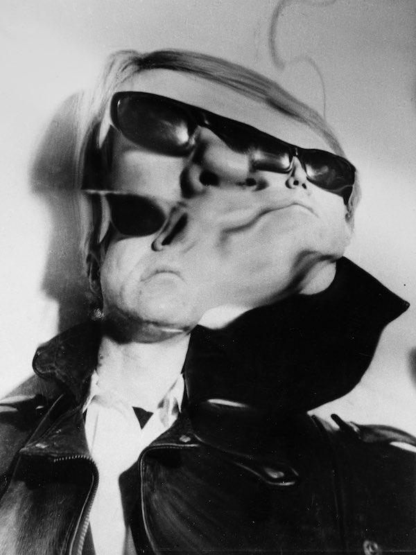 Distorted Warhol