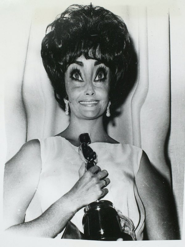 Elizabeth Taylor Distortion