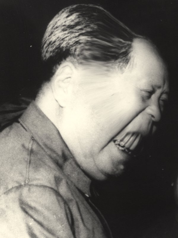 Mao Zedong / Mao Tse-Tung (Distortion)