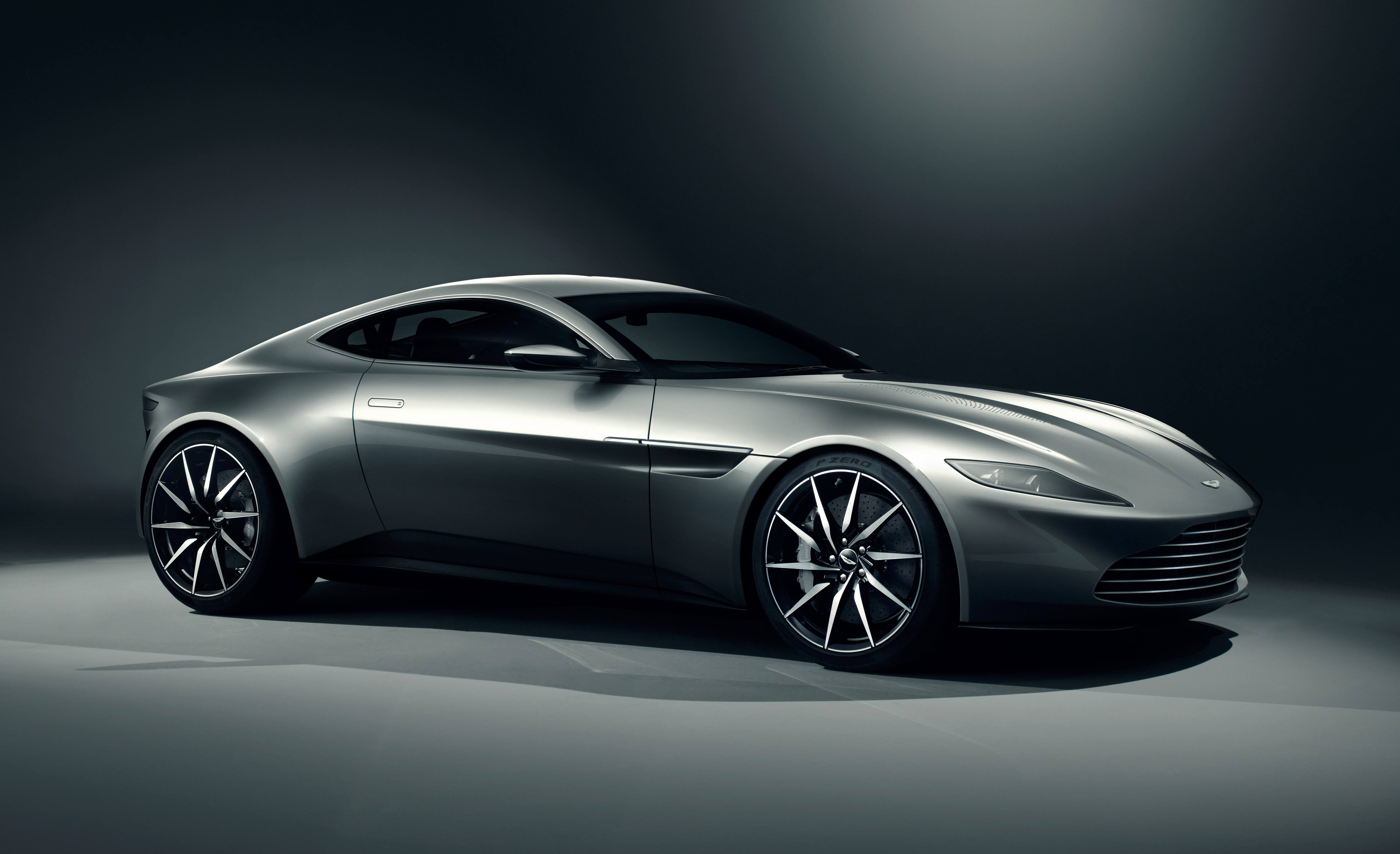 Aston martin db10 bond spectre 01 la boite verte - 007 wallpaper 4k ...